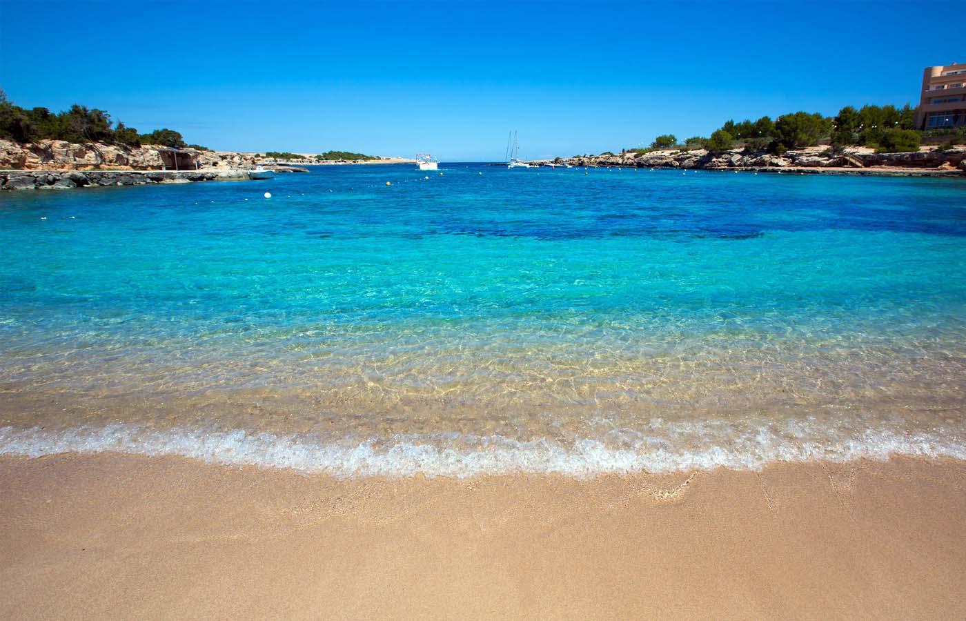 Port Des Torrent Beach Beaches And Calas Of Ibiza