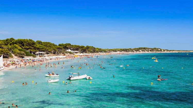 Ibiza Karte Strande.Die 12 Besten Strande Und Buchten Auf Ibiza