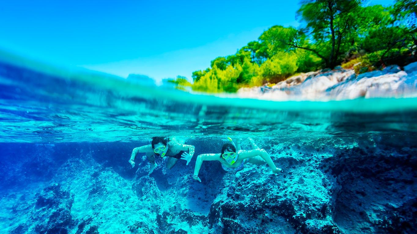 Ibiza Karte Strande.Wo Befinden Sich Auf Ibiza Die Besten Orte Um Zu Tauchen