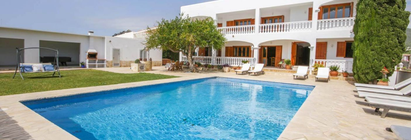 ibiza rural villas - CAN SERRA