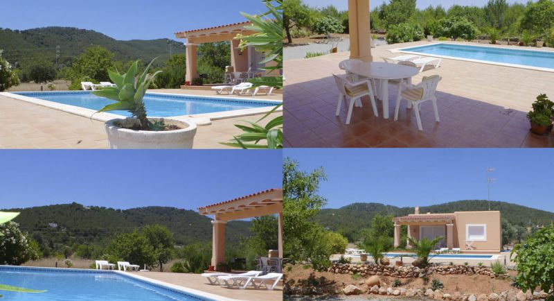 ibiza rural villas - CAN FURNET