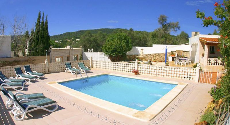 ibiza rural villas - CAN NEGRE
