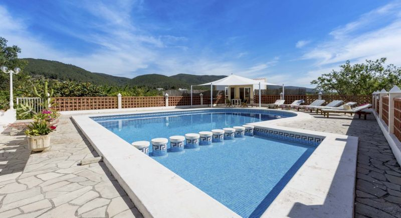 villas ibiza - CA'N MORNA