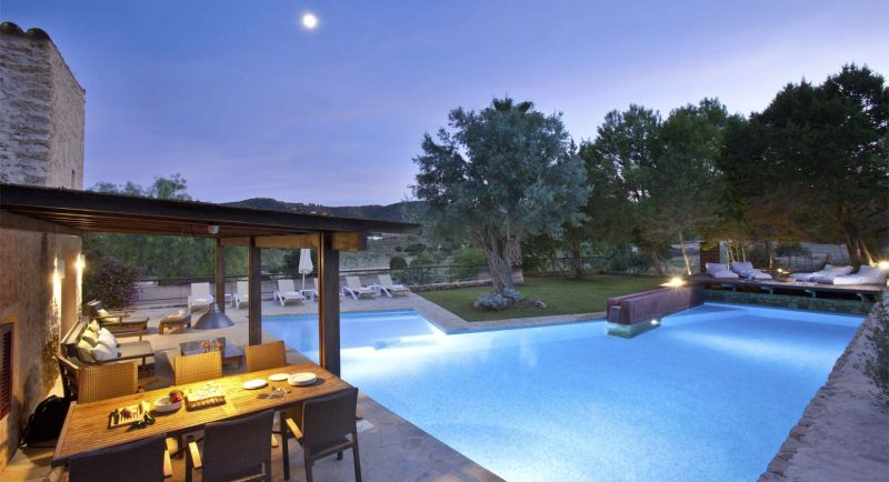 chalets en Ibiza - CAN RELAX