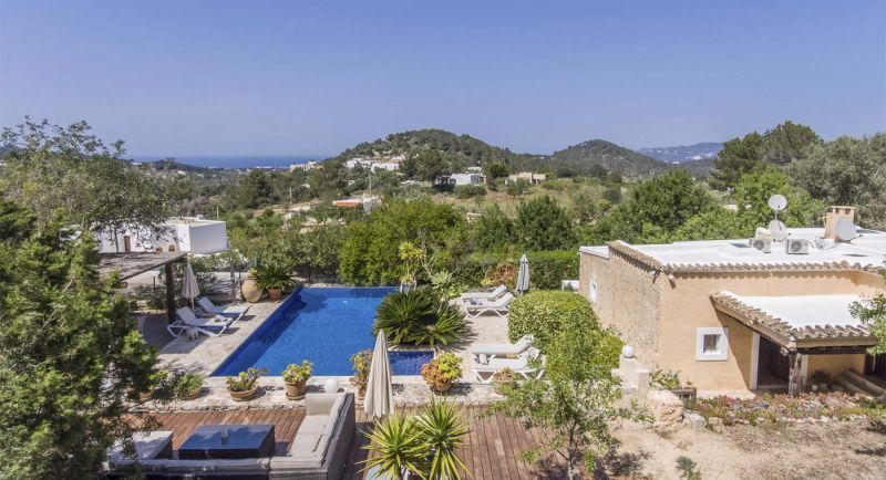 ibiza rural villas - CAN GUERT 4