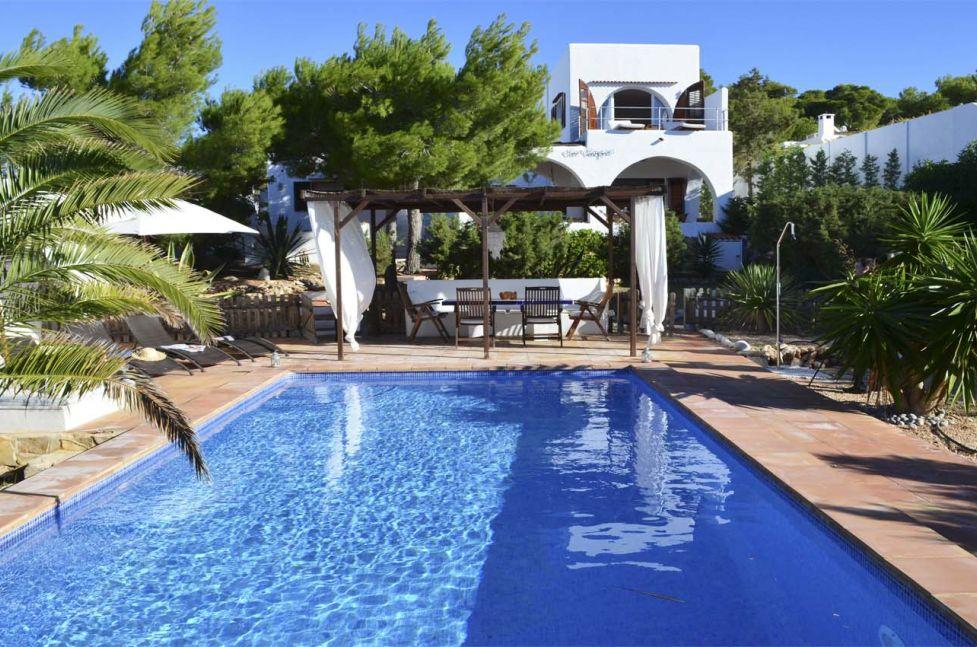 Casa vedra alquiler casa ibiza rural villas - Ibiza casas rurales ...