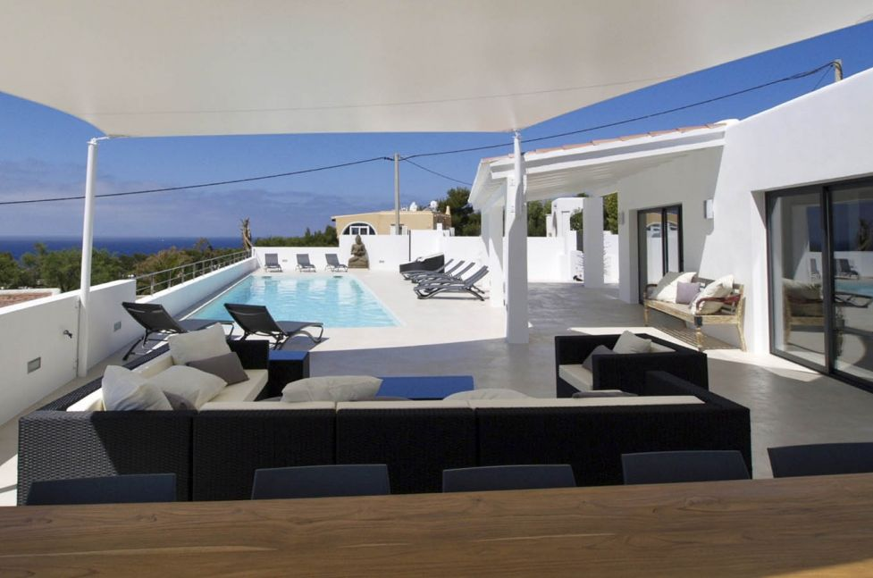 Ibiza villas - BELLA VISTA