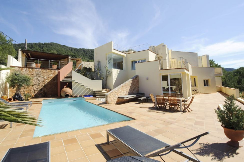 ibiza villas for rent can ganzaia