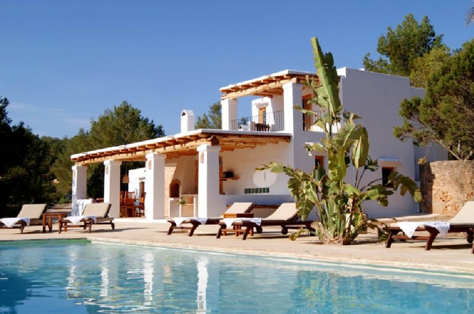 Casa ibicenca alquiler villa ibiza rural villas - Apartamentos ibiza alquiler ...