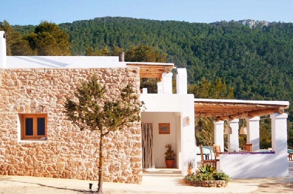 Casa Ibicenca Vermietung Finca Ibiza