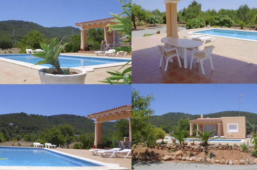 casa can furnet ferienhaus mieten ibiza rural villas. Black Bedroom Furniture Sets. Home Design Ideas
