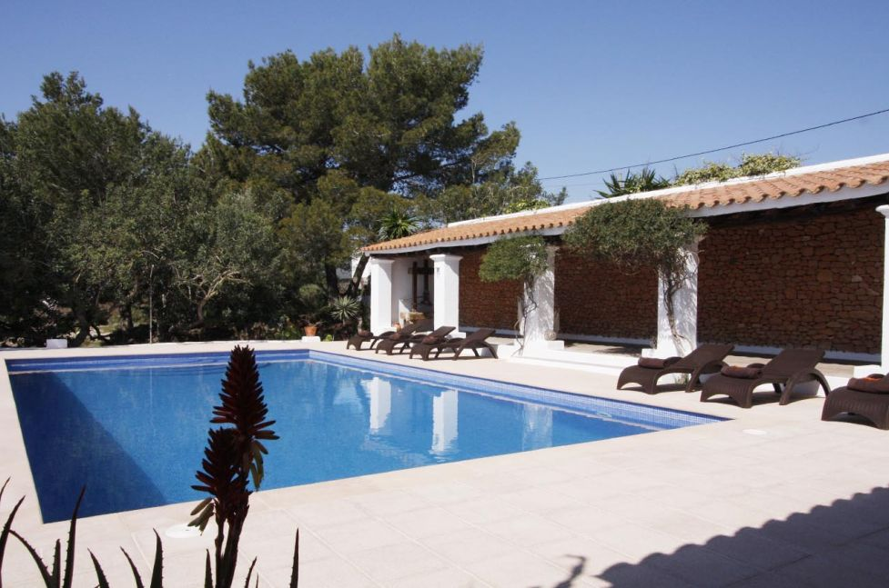 ibiza villas for rent casa babel