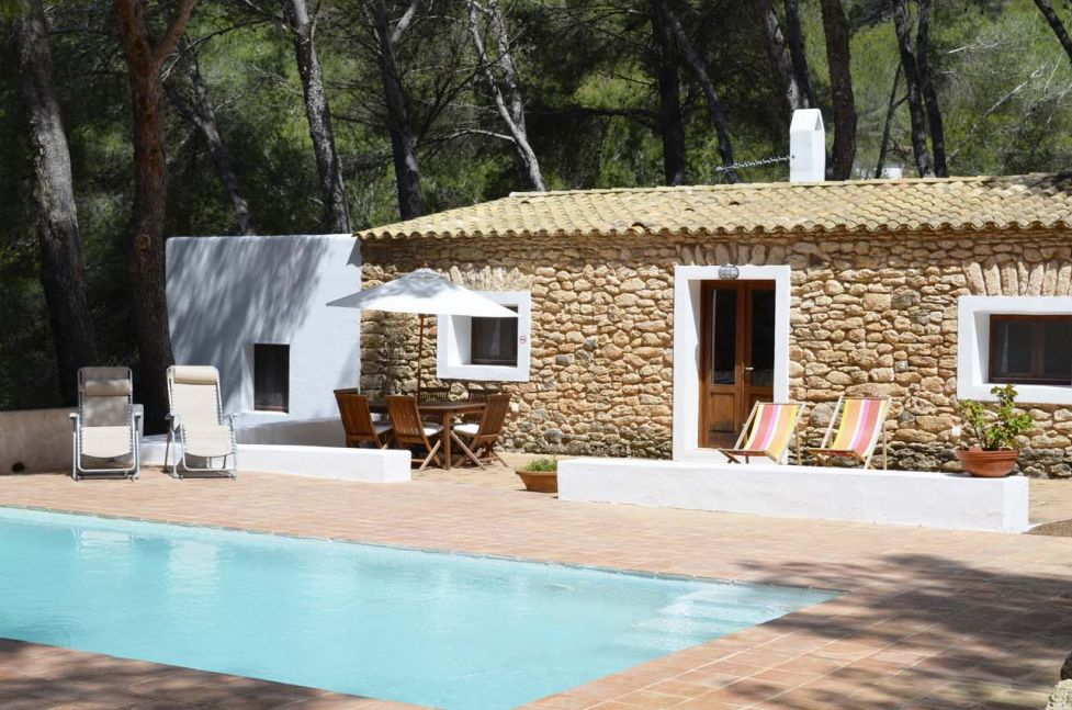 villa rental ibiza can font