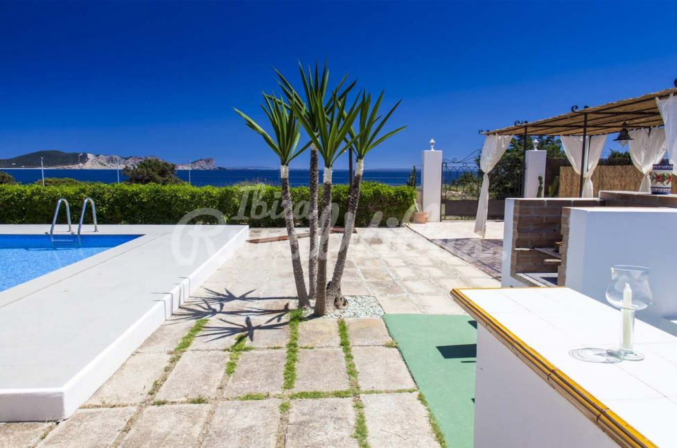 casas rurales en Ibiza - CAN CAM
