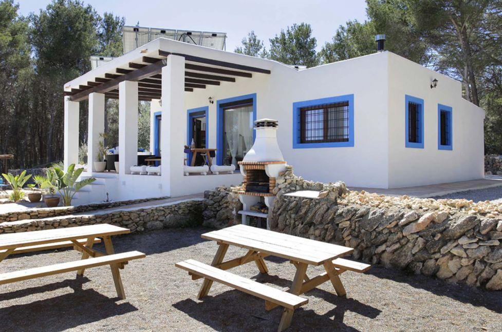 Casa rosire ibiza rural villas - Apartamentos alquiler en ibiza ...