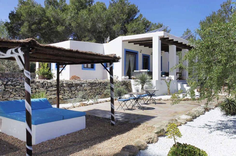 ferienhaus mieten casa rosire ibiza rural villas. Black Bedroom Furniture Sets. Home Design Ideas