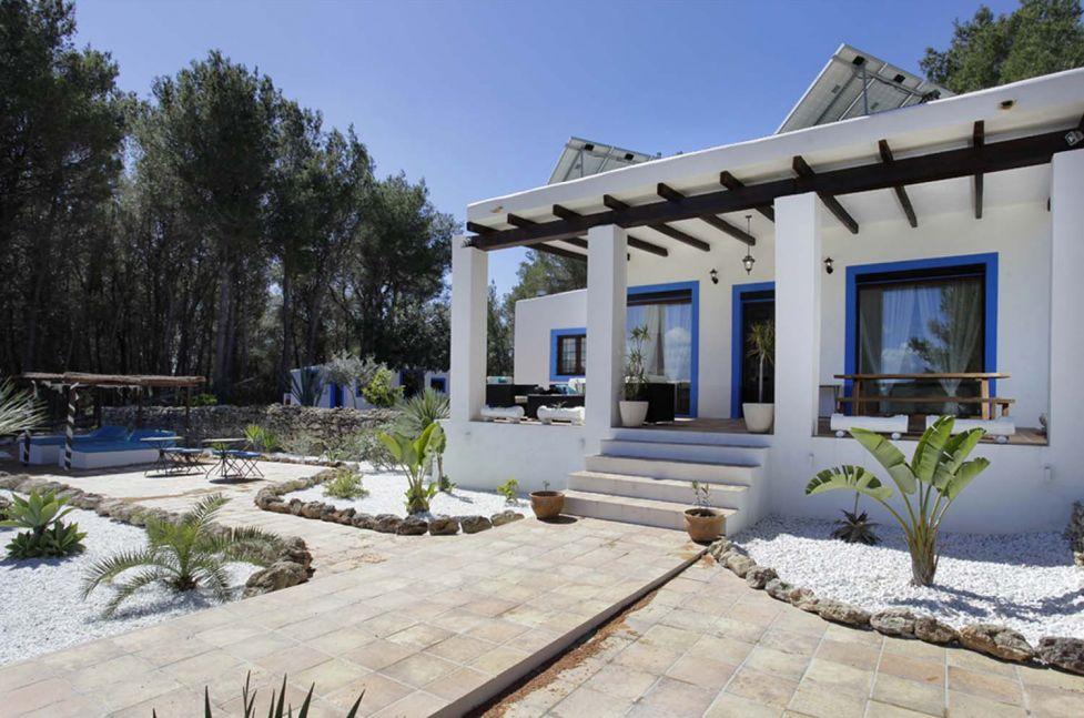 Casa rosire ibiza rural villas - Ibiza casas rurales ...