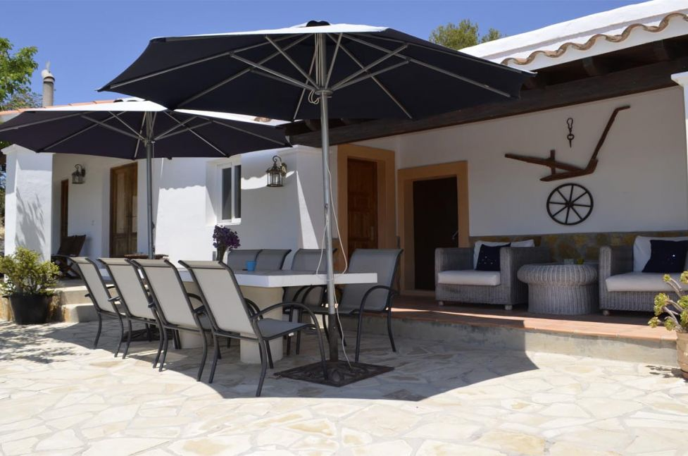 ibiza villas - CAN PALERM