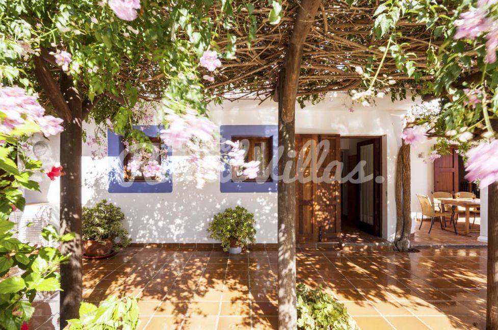 Can vinyeta alquiler casa ibiza rural villas - Ibiza casas rurales ...