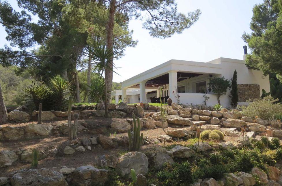 Villa can blau ibiza rural villas - Ibiza casas rurales ...