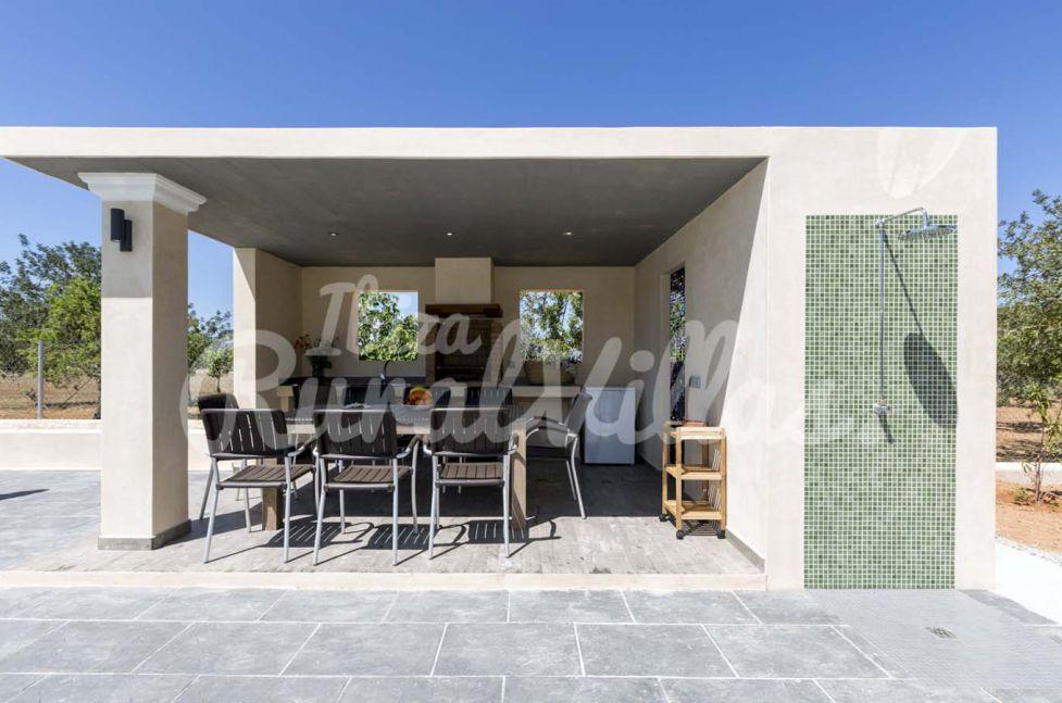 ferienhaus mieten can tom sl ibiza rural villas. Black Bedroom Furniture Sets. Home Design Ideas