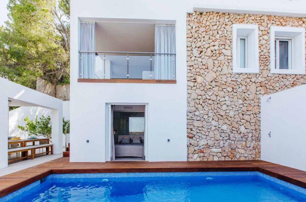 Casa turquesa ibiza rural villas - Ibiza casas rurales ...