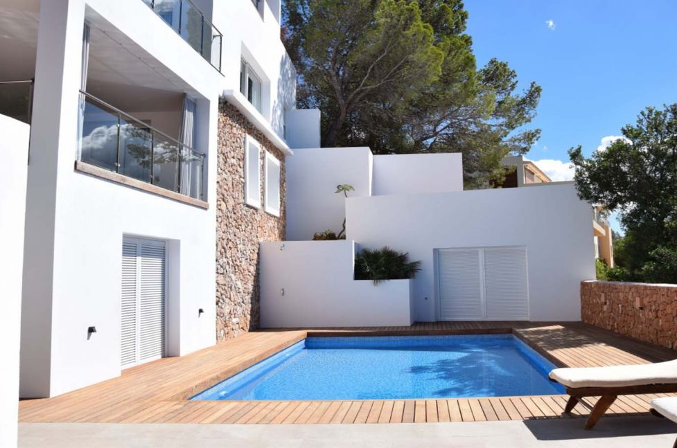 beachside villas in ibiza casa turquesa