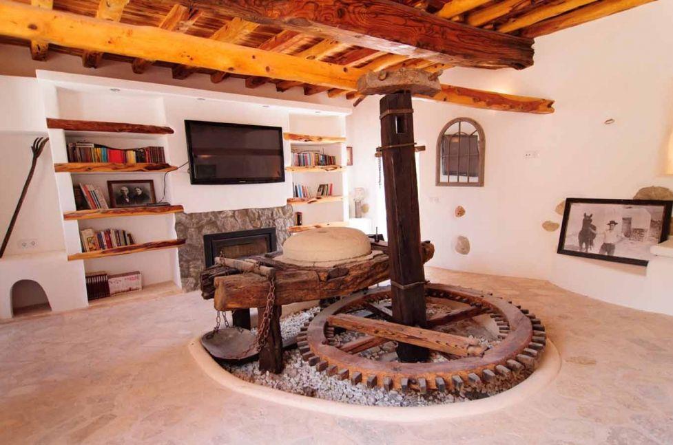 Villa can prats ibiza rural villas - Ibiza casas rurales ...
