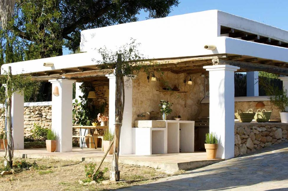 ferienhaus mieten casa nora ibiza rural villas. Black Bedroom Furniture Sets. Home Design Ideas