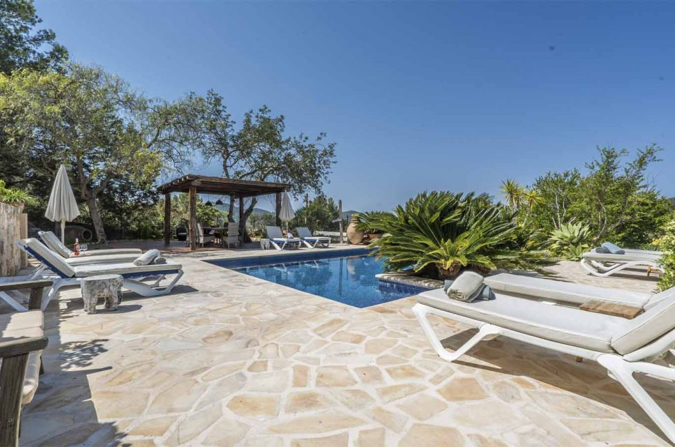 beachside villas in ibiza - CAN GUERT