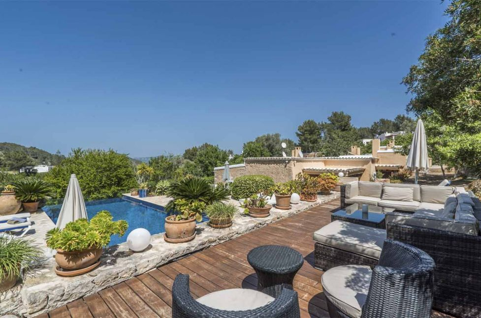 ibiza rural villas - CAN GUERT