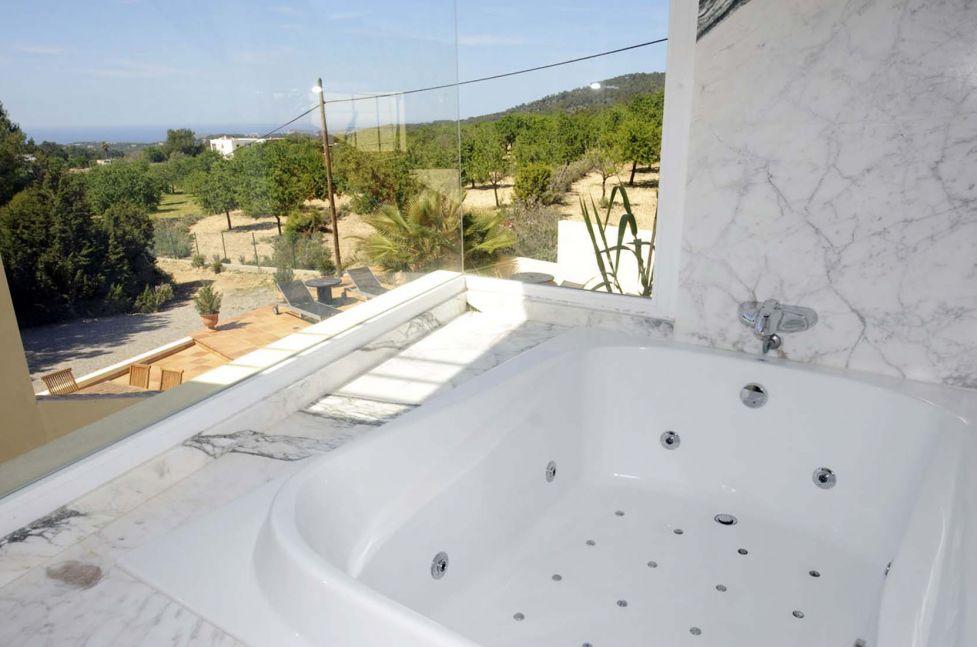 ferienhaus mieten casa can ganzaia ibiza rural villas. Black Bedroom Furniture Sets. Home Design Ideas